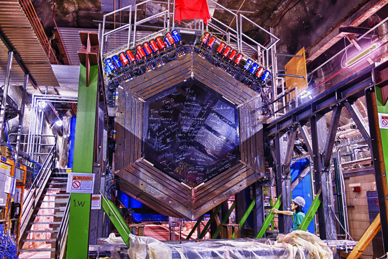 minerva detector