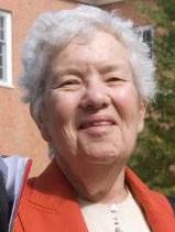 Vera Rubin em 2009 Fonte: Wikipedia