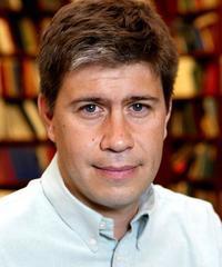 O palestrante, Matias Zaldarriaga