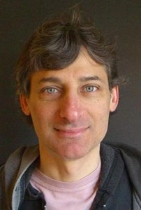 O palestrante, Nathan Berkovits