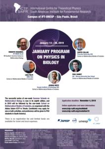 ICTP – SAIFR » Joint ICTP-SAIFR/ICTP-Trieste School on Mathematical
